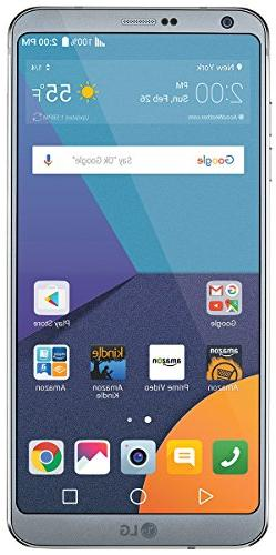 LG G6-32 GB - Unlocked  - Platinum - Prime Exclusive