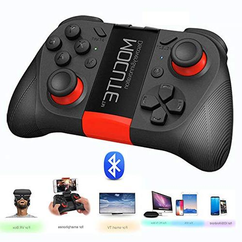 mocute wireless bluetooth gamepad mobile