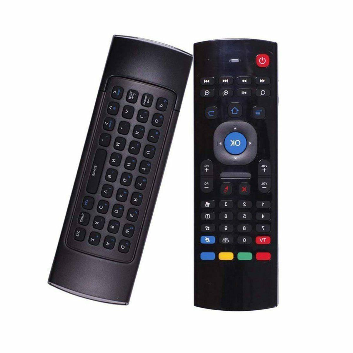 For MX3 Mouse Wireless Control For Android BOX Smart TV