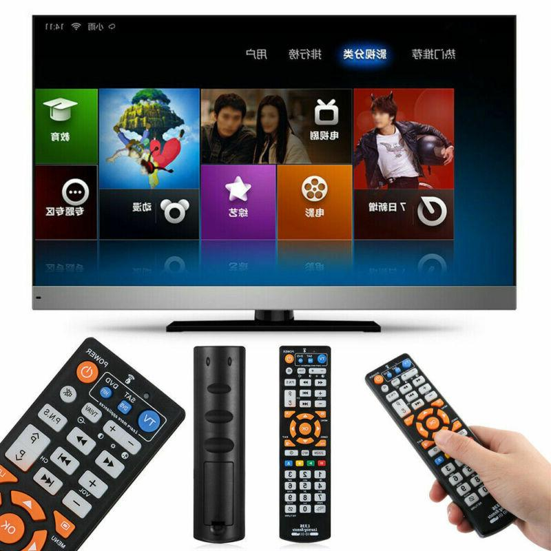 New IR Learning Function Remote Control DVD-TV SAT