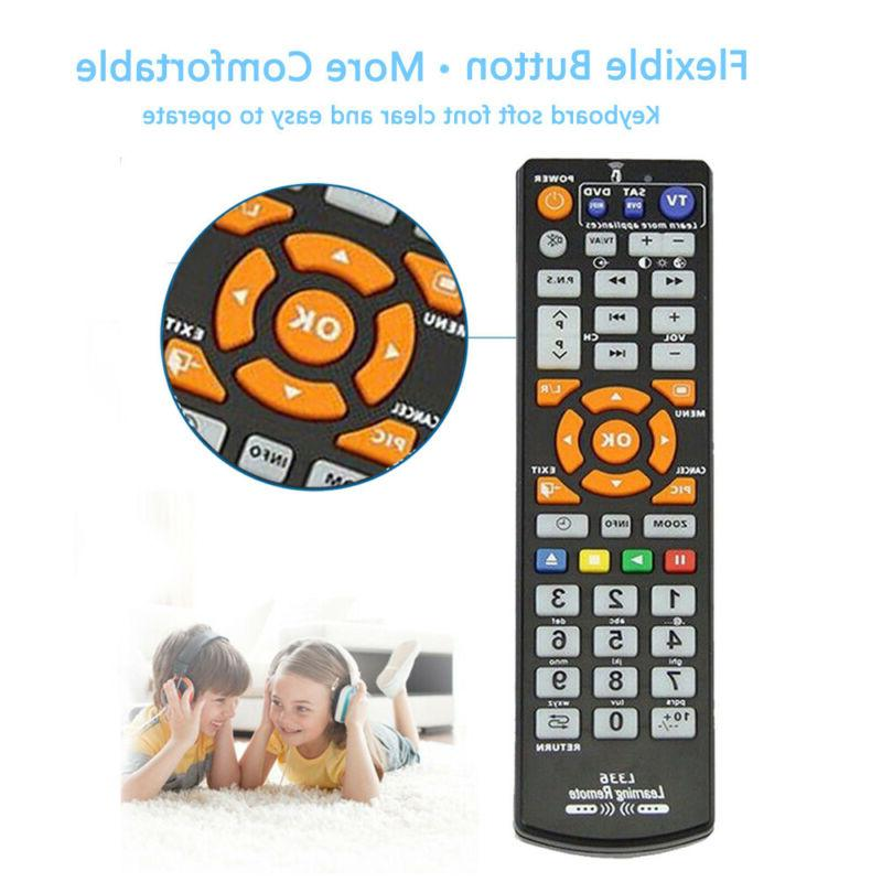 New Learning Control For DVD-TV SAT