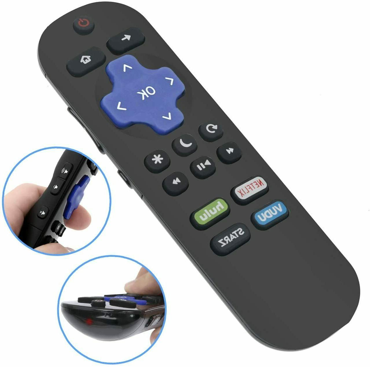 New IR Control for Roku TV 4K Ultra