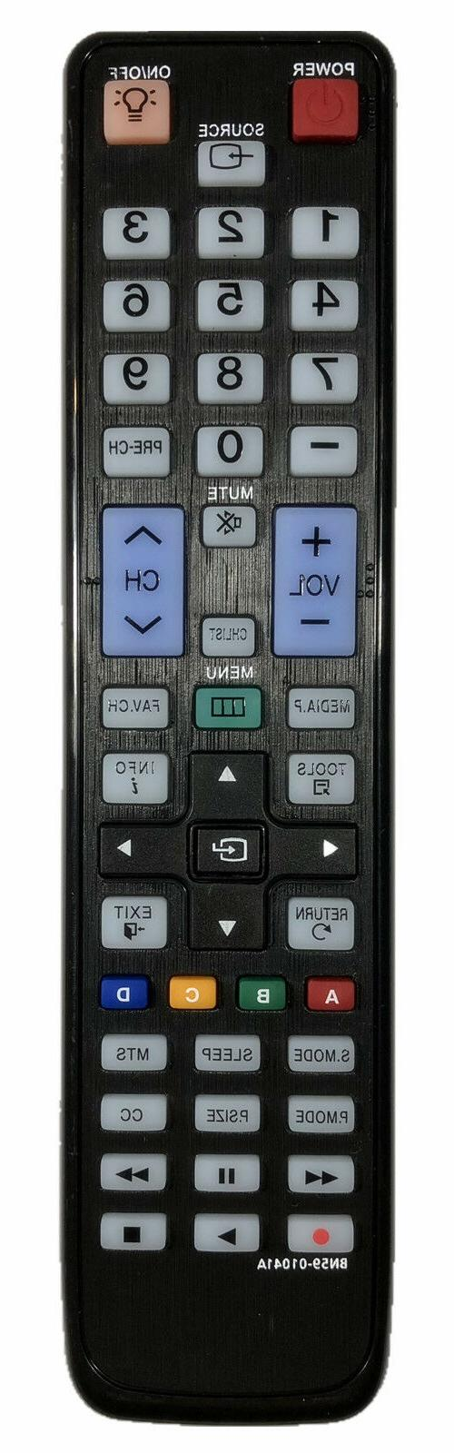 new replacement remote control bn59 01041a