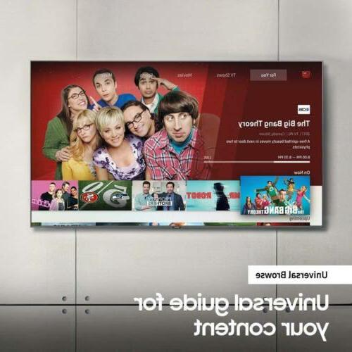 Samsung Flat 4K 8 Smart TV