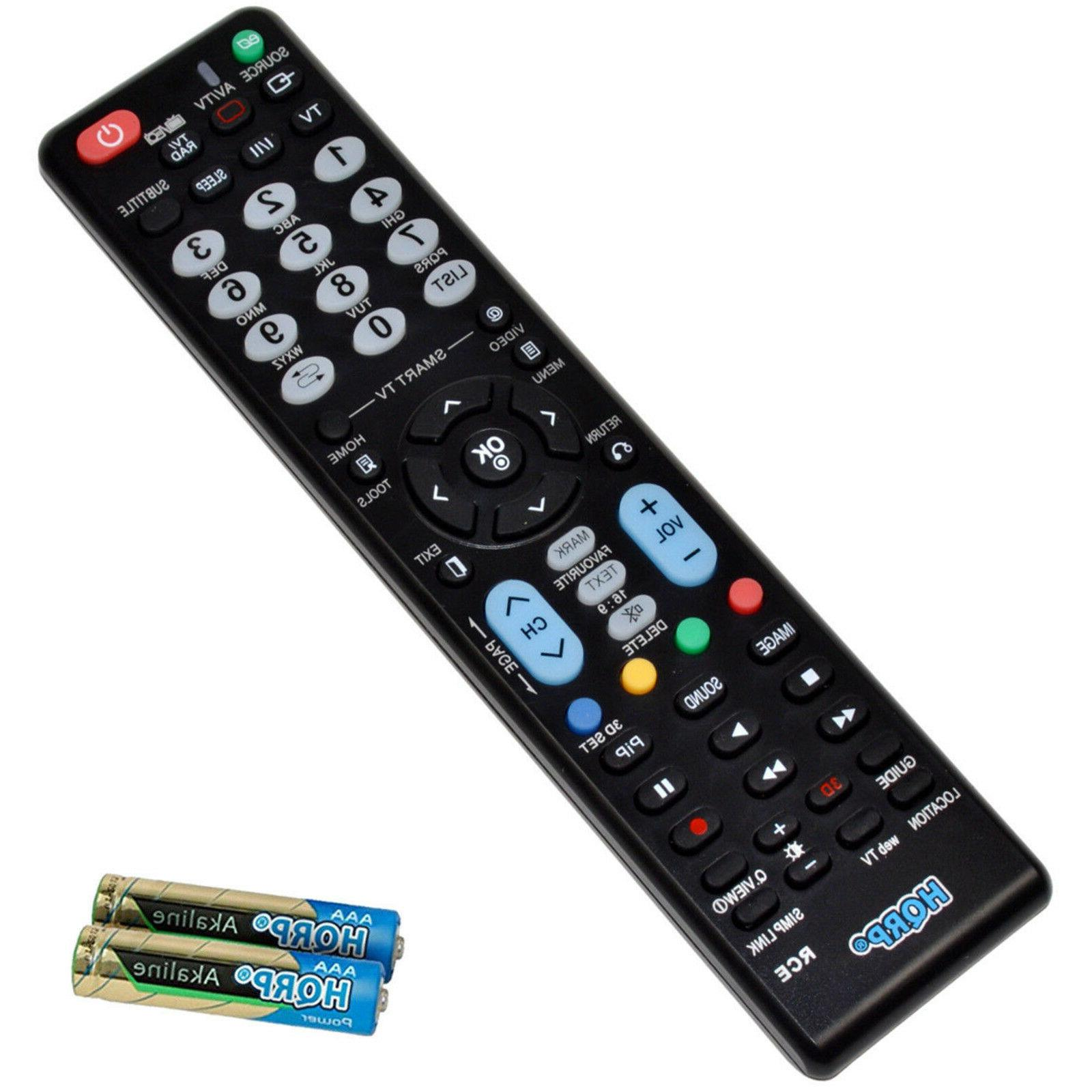 replacement remote control for lg lcd led