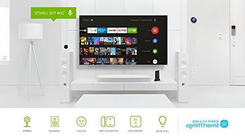 NVIDIA Shield Smart Home 4K HDR Media with SmartThings Link