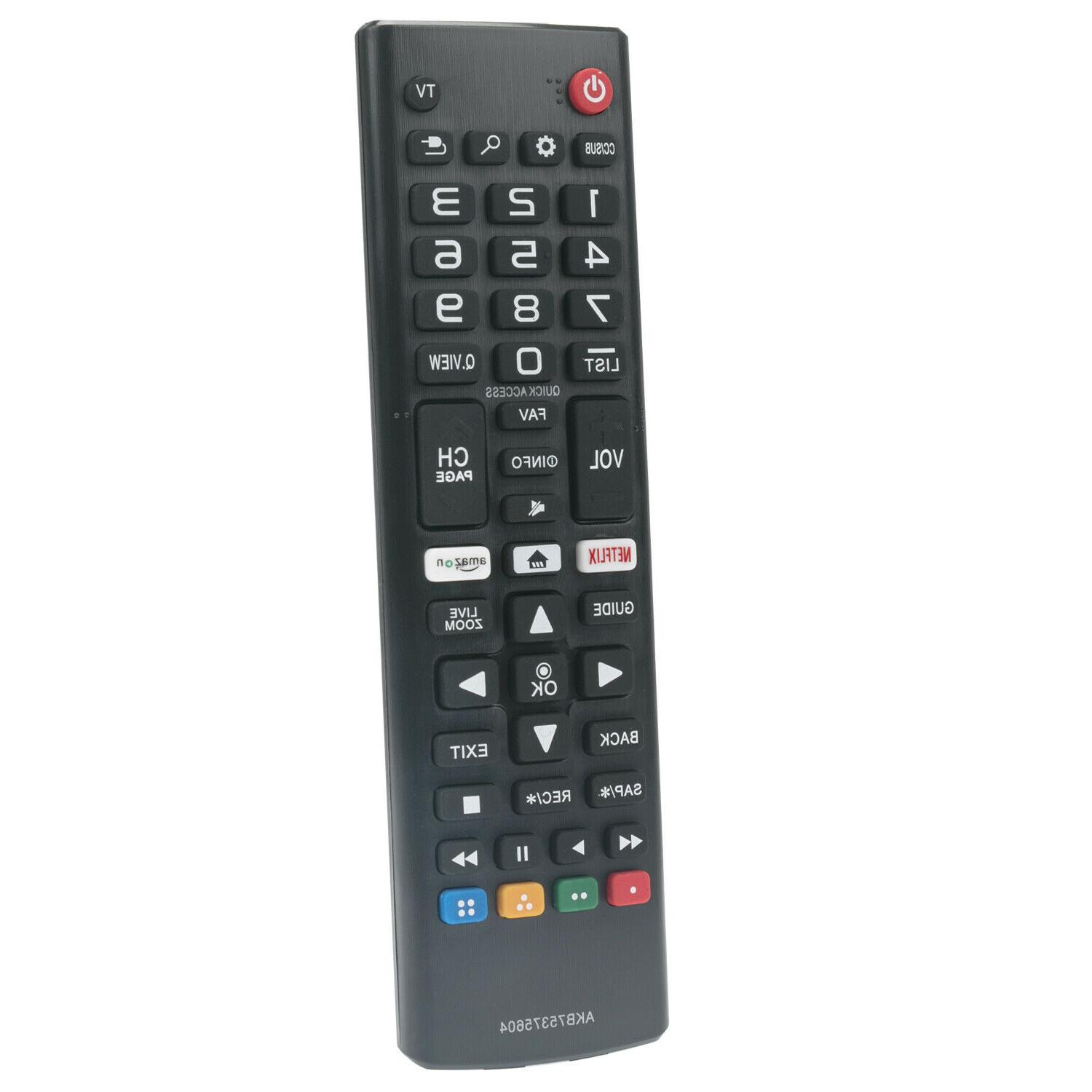 Smart LED LCD Remote Replace for