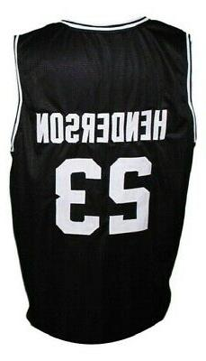 T J Henderson Smart Guy Tv Show Basketball Jersey Black Any