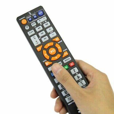 universal smart tv remote control with learn