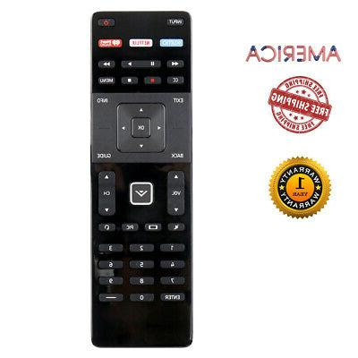 xrt122 xumo remote control for smart tvs