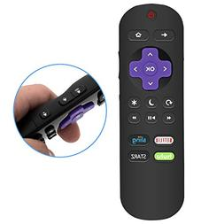 New LC-RCRUS-18 Replace Remote Control fit for Sharp Roku TV