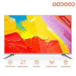 COOCAA LED TV 40 inch Android Smart TV - Wifi - Full HD - Sl