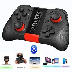 MOCUTE Wireless Bluetooth Gamepad Mobile Joypad Android iOS