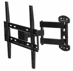 Mount-It! Full Motion TV Wall Corner Bracket Extend Articula