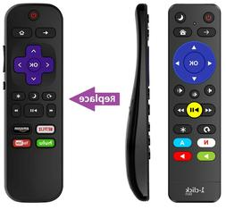 New Design Remote Fit for ROKU Smart TV and ROKU Express/+/P