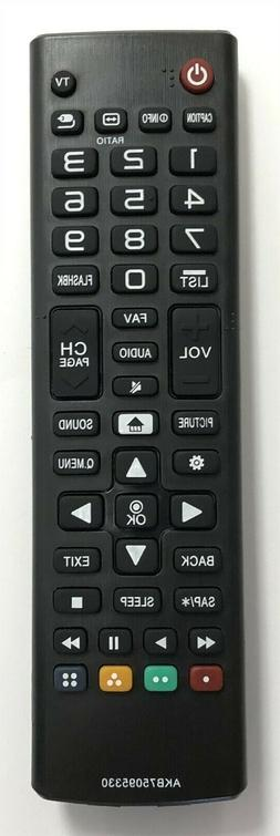 New USBRMT TV Remote AKB74475433 For LG Smart TVs sub AKB750