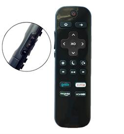 New Remote LC-RCRUS-17 for Sharp ROKU TV with Netflix Sling