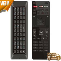 New XRT500 for Vizio Smart TV Remote Control with Keyboard Q