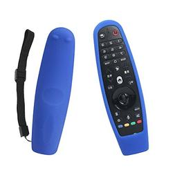 SIKAI Protective Silicone Remote Case for LG AN-MR600 / LG A