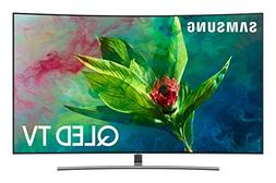 "Samsung QN55Q7CN CURVED 55"" QLED 4K UHD 7 Series Smart TV"
