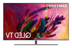 "Samsung QN65Q7FN Flat 65"" QLED 4K UHD 7 Series Smart TV 20"