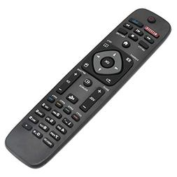 AIDITIYMI New Replace Remote Control Compatible with Philips