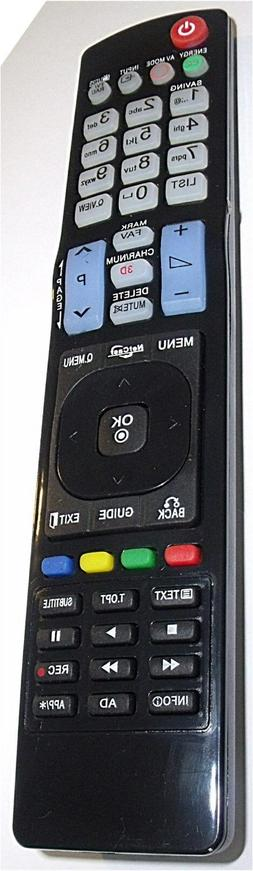 Replacement Remote Control Fits Lg AKB73756504 and for all L