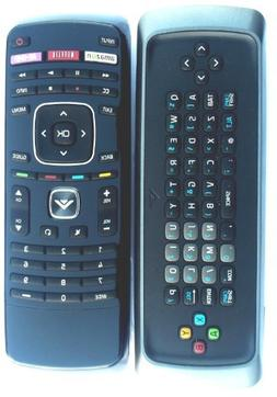 NEW Vizio smart tv Dual side keyboard QWERTY Remote Control