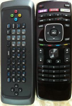 New Smart TV Qwerty Dual Side Keyboard Remote Control for Vi