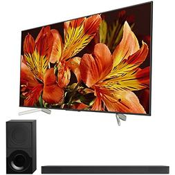 "Sony Bravia XBR65X850F 65"" 4K HDR10 HLG Triluminos Android T"