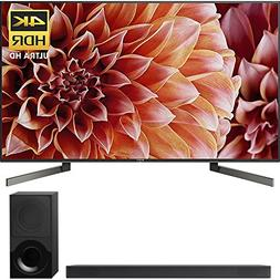 Sony 65-Inch 4K Ultra HD Smart LED TV 2018 Model  with Sony