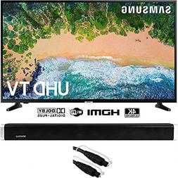 "Samsung UN50NU6900 50"" NU6900 Smart 4K UHD TV  with Sound Ba"