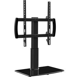 Universal TV Stand/Base Tabletop TV Stand with Wall Mount fo