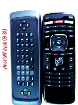 New Vizio 3d Smart Tv Remote Xrt303 3d Keyboard Remote for M