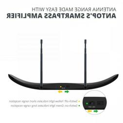ANTOP WAVE Indoor TV Antenna Smartpass Amplified