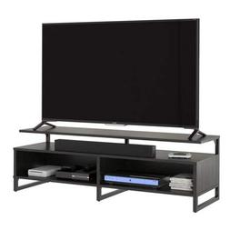 """Ameriwood Home Whitburn TV Stand TVs up to 65"""",Black"""