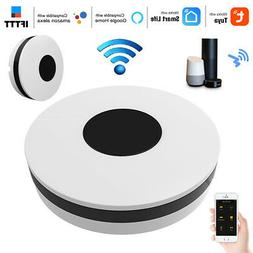 WiFi IR Remote Controller Voice Control Smart Learn Timer fo