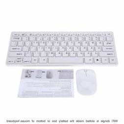 Wireless Mini Keyboard and Mouse for PANASONIC TX-P65VT65B V