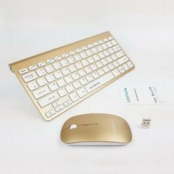 Wireless Mini Mouse and Keyboard for SMART TV Samsung UE65F6