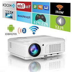 LED LCD WXGA Smart HD HDMI Home Theater Outdoor Bluetooth Wi