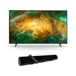Sony XBR-X800H 55-Inch LED 4K Ultra HD HDR Android Smart TV