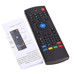 XINLIFAN Mini 2.4G Wireless Keyboard Remote Controller Air M